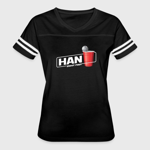 Han Solo Cup - Women's Vintage Sport T-Shirt