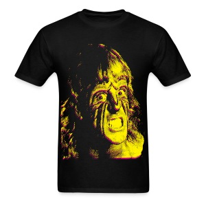 Ultimate Warrior Portrait Shirt - Men's T-Shirt