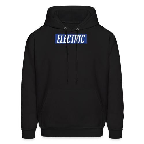 Electric Apparel Men's Hoodie Black - Men's Hoodie