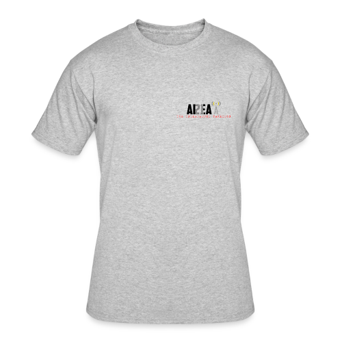 Area 21 Original Logo Badge Tee - Men's 50/50 T-Shirt