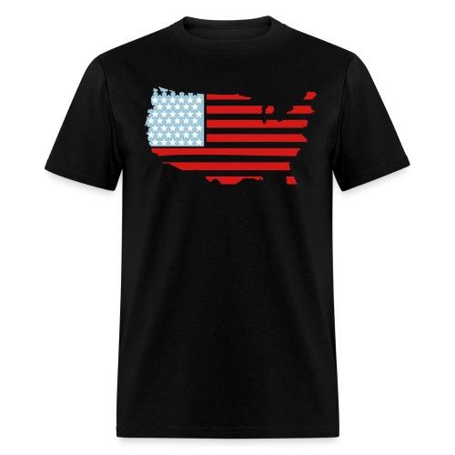 America T-Shirt - Men's T-Shirt
