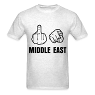 T-Shirts ~ Men's T-Shirt ~ F YOU Middle East