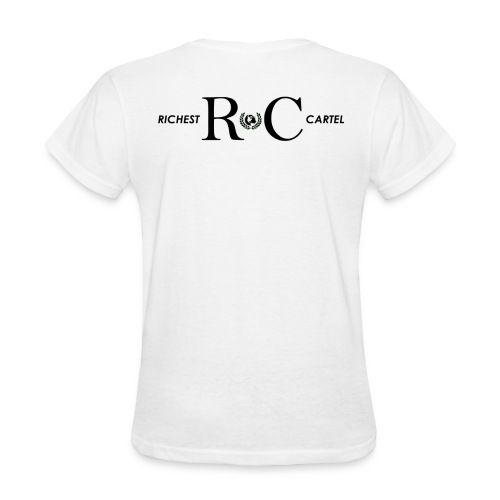 Original RC Tee Black Logo - Women's T-Shirt