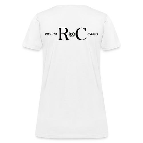 Original RC Tee Black Logo - Women's T-Shirt