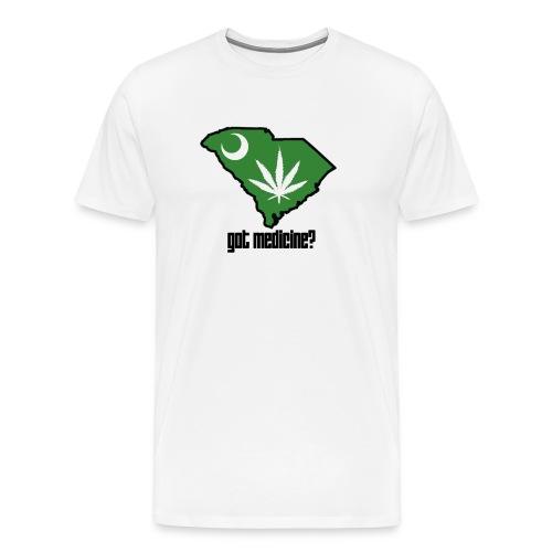 Got Medicine T-Shirt - Men's Premium Tee - Men's Premium T-Shirt