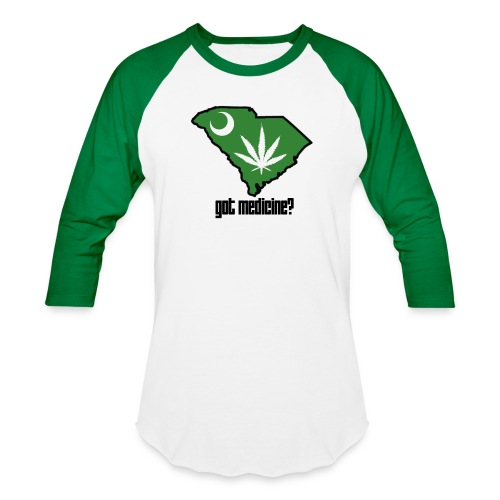 Got Medicine - Unisex Baseball Shirt - Baseball T-Shirt