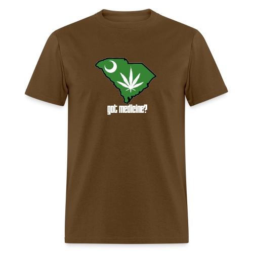 Got Medicine T-Shirt - Men's Basic Tee - Men's T-Shirt