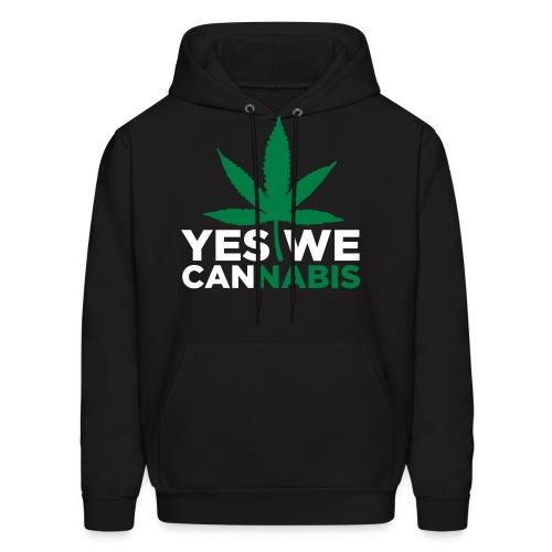 Yes We Cannabis  - Men's Hoodie