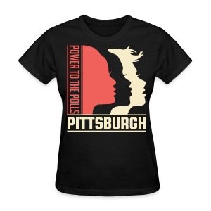 Ladies Short Sleeve Tee - Women's T-Shirt