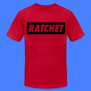 Ratchet T-Shirts - stayflyclothing.com - Men's T-Shirt by American Apparel