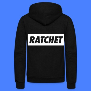 Ratchet Zip Hoodies/Jackets - stayflyclothing.com - Unisex Fleece Zip Hoodie by American Apparel