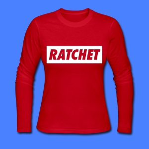 Ratchet Long Sleeve Shirts - stayflyclothing.com - Women's Long Sleeve Jersey T-Shirt