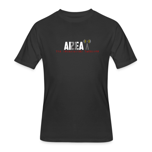 Area 21 Original Logo Men's Tee - Men's 50/50 T-Shirt