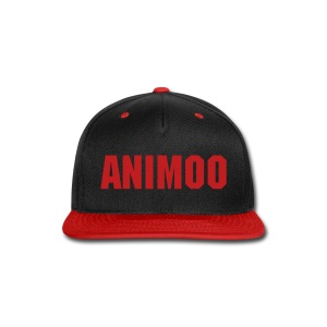 Animoo hat - Snap-back Baseball Cap
