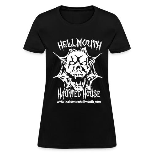 Womens Hellmouth Original Design T-Shirt - Women's T-Shirt