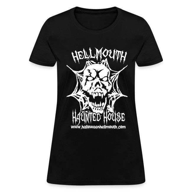 Womens Hellmouth Original Design T-Shirt