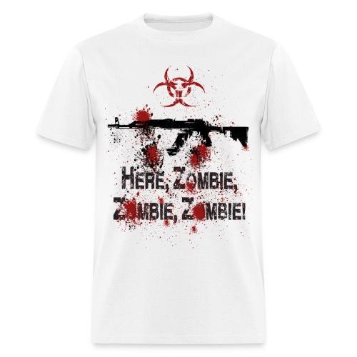 Zombie Squad - Men's T-Shirt