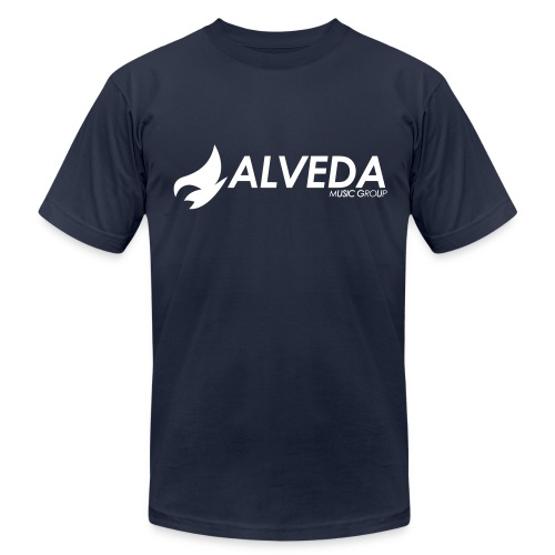 Alveda Music Group TP1701 - Men's  Jersey T-Shirt