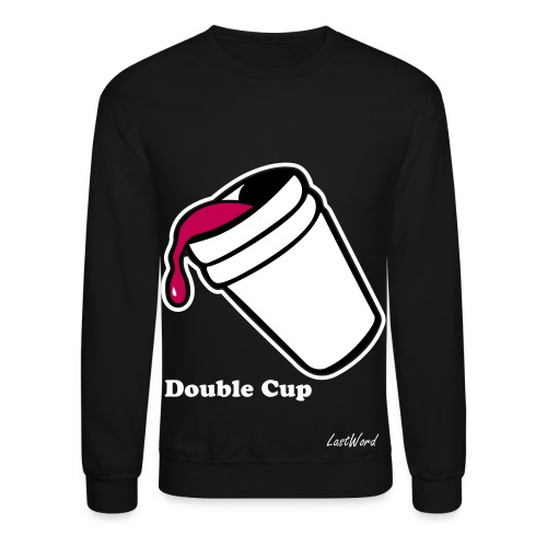 Double Cup - Crewneck Sweatshirt