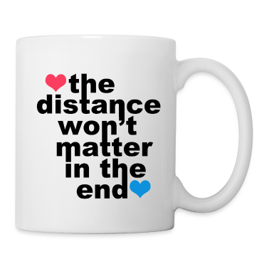 Distance Wont matter in the End Hearts Accessories