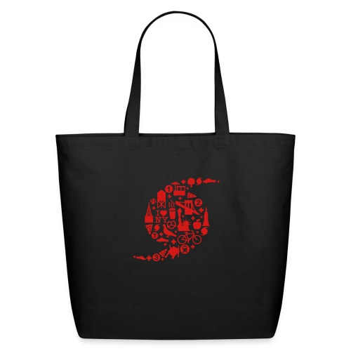 Hurricane Sandy Relief - Tote Bag - Eco-Friendly Cotton Tote