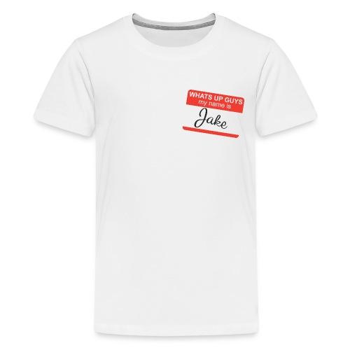 WHATS UP GUYS - Kids T-Shirt - Kids' Premium T-Shirt