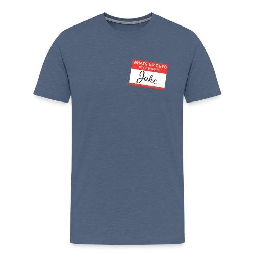 WHATS UP GUYS - Mens T-Shirt - Men's Premium T-Shirt