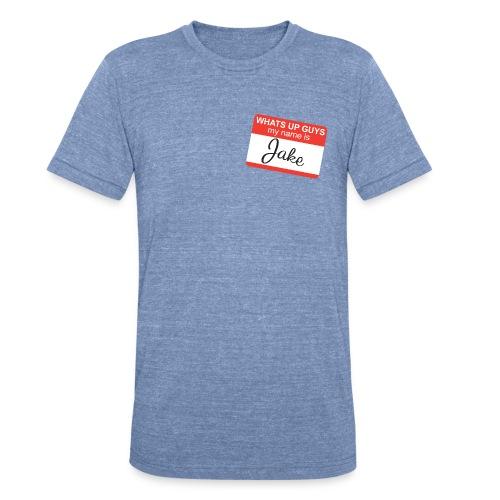 WHATS UP GUYS - Mens American Ap. T-Shirt - Unisex Tri-Blend T-Shirt