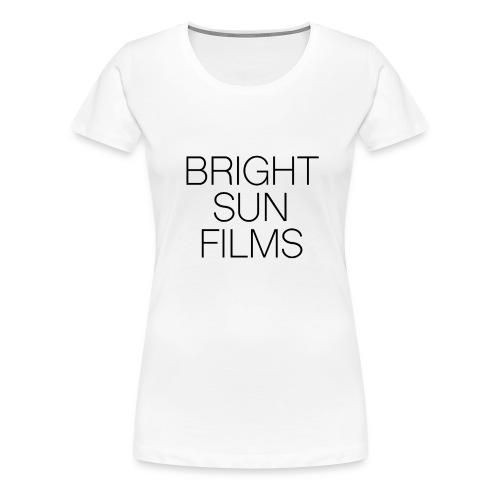 Classic Logo - Womens Premium T-Shirt - Women's Premium T-Shirt