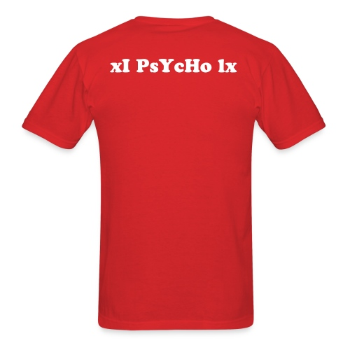 xI PsYcHo lx - Men's T-Shirt