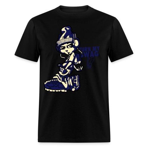Turn My Swag On - Men's T-Shirt