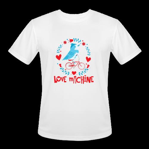 Cute Love Machine Bird