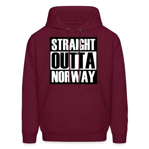 Straight Out Of Norway Hoodie - Men's Hoodie