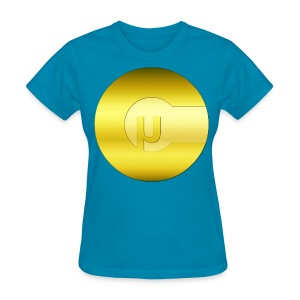 Microcoin - Women's T-Shirt