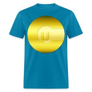 Microcoin - Men's T-Shirt