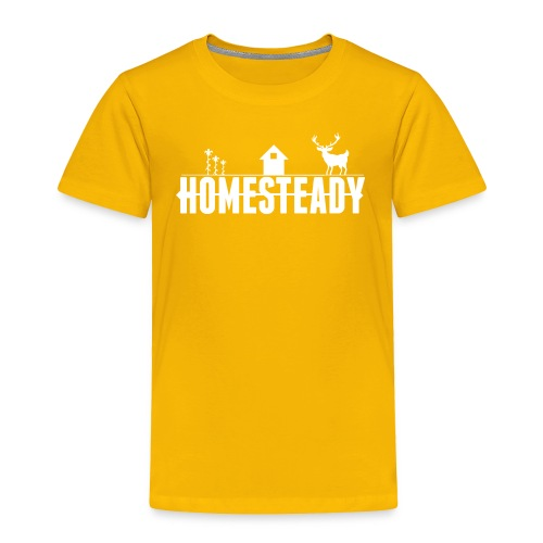 TODDLER Homesteady Tee - Toddler Premium T-Shirt