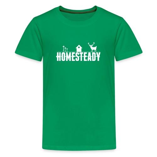 KIDS Homesteady Tee - Kids' Premium T-Shirt