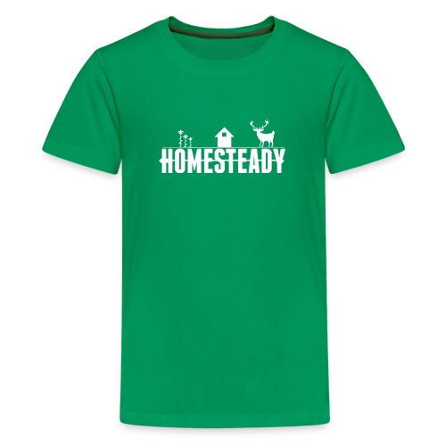 KIDS Homesteady Tee - Kids' Premium T-Shirt