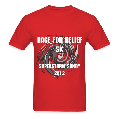 Race for Relief Short Sleeve Men's Tee - Men's T-Shirt