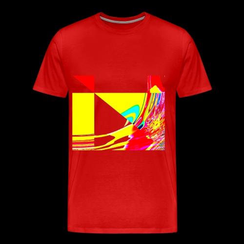 The digital world on our doorstep - Men's Premium T-Shirt