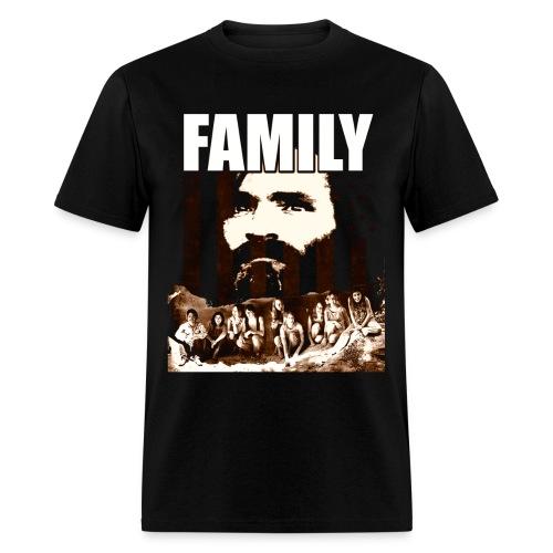 Family - T-shirt - Men's T-Shirt