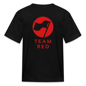 Kids's Team Red Shirt - Kids' T-Shirt