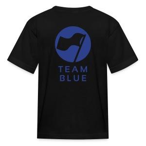 Kids's Team Blue Shirt - Kids' T-Shirt