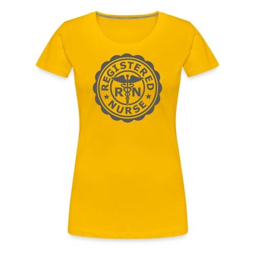 RN (Nursing) - Women's Premium T-Shirt