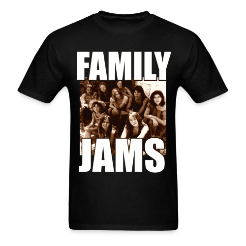 Family Jams T-Shirt - Men's T-Shirt