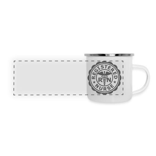 RN (Nursing) - Panoramic Camper Mug