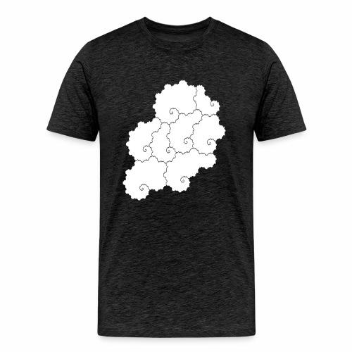 Nautilus and Conch - Men's Premium T-Shirt