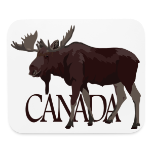 Canada Moose Mousepads  - Mouse pad Horizontal