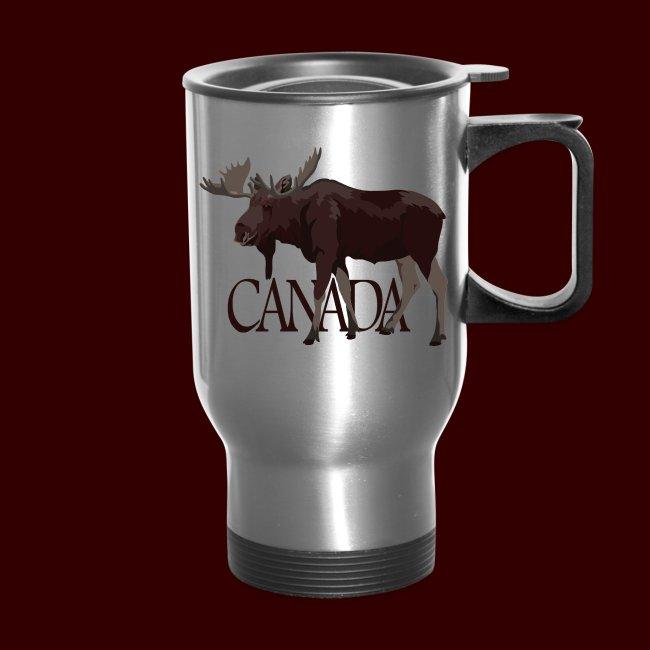 Canada MugsMug Travel Moose Canada Souvenir ZTXkuOPi