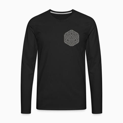 The 20 - Men's Premium Long Sleeve T-Shirt